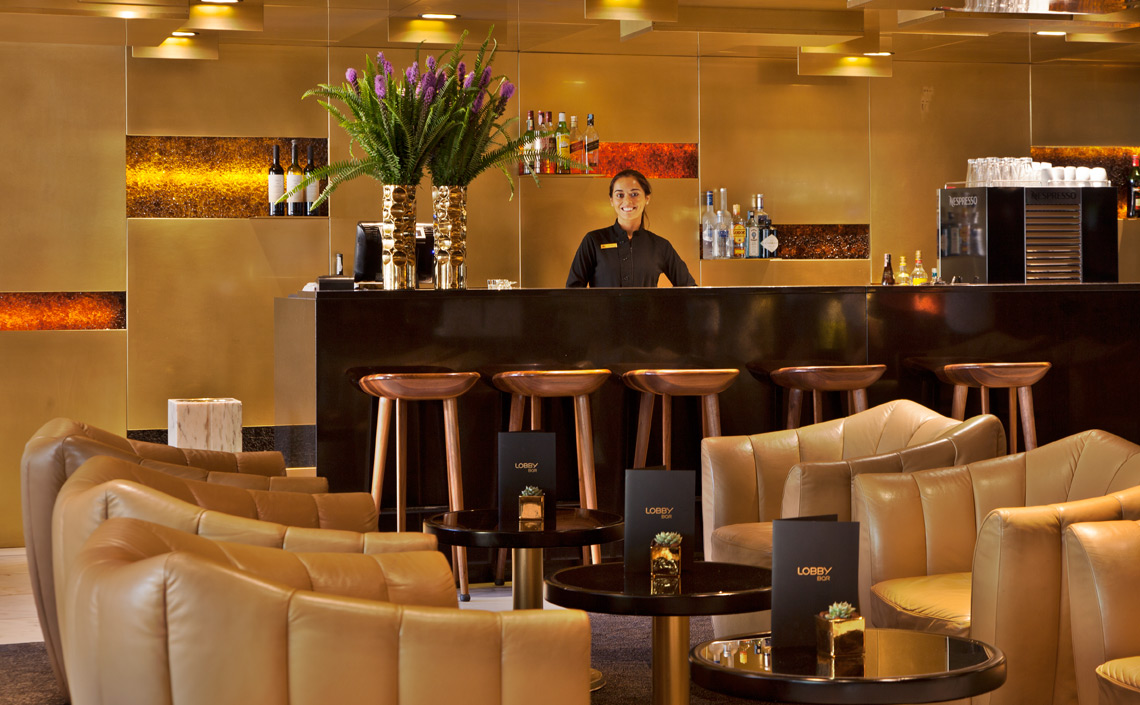 Lobby Bar at Altis Grand Hotel | Lisbon Hotels