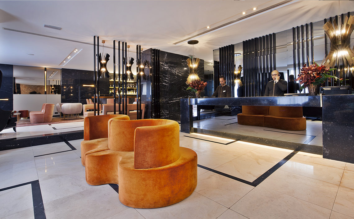 Lobby Bar at Altis Avenida | City Center | Lisbon